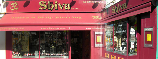 Shiva beauty grooming greenwich market for Tattoo places open on sunday