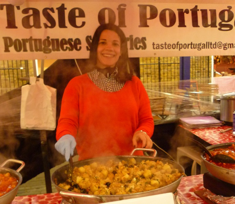 Taste of portugal places to eat and drink in greenwich for Azeri cuisine london