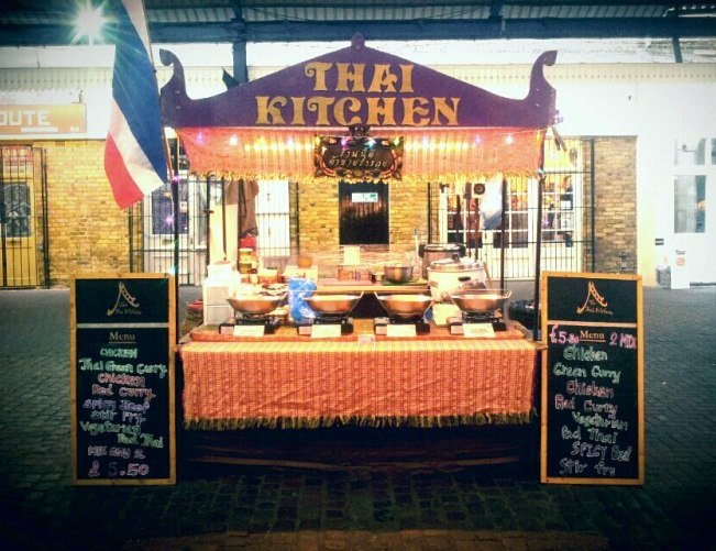 The Thai Kitchen - Market Food @ Greenwich Market