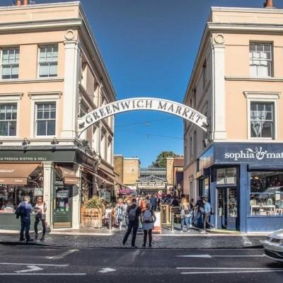Greenwich Market in London  Open 7 days a week 10am-5 30pm